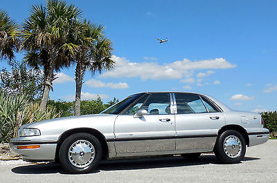 Buick : LeSabre FLORIDA RUST FREE CONDO CAR Carfax Certified Original Miles*LIMITED CHROME EDITION*MICHELINS*LOADED*00 01 02