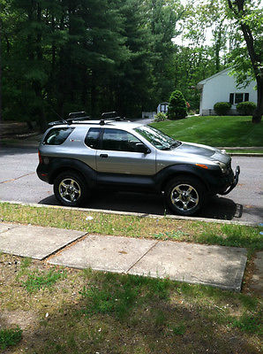 Isuzu : VehiCROSS Base Sport Utility 2-Door 2000 isuzu vehicross 68 000 original miles tons of extras