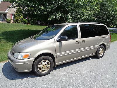 Oldsmobile : Silhouette MINI VAN - FOUR DOOR AND BACK TAILGATE 2000 oldsmobile silhouette 7 seat mini van