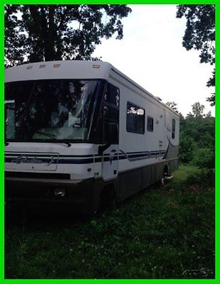 1997 Winnebago Adventurer Handicapped Motorhome Class A Generator GEORGIA