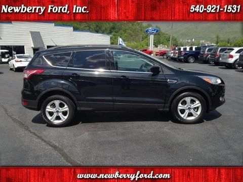 2014 FORD ESCAPE 4 DOOR SUV