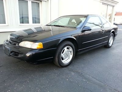 Ford : Thunderbird Supercoupe 1994 ford thunderbird sc super coupe classic nice 1 owner 87 000 k