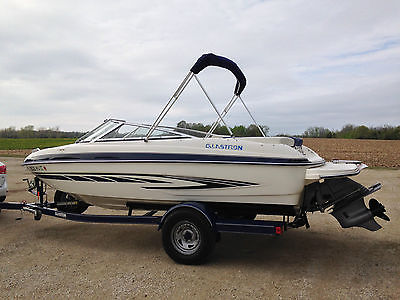 2007 Glastron GT185 Bowrider - Low Hours
