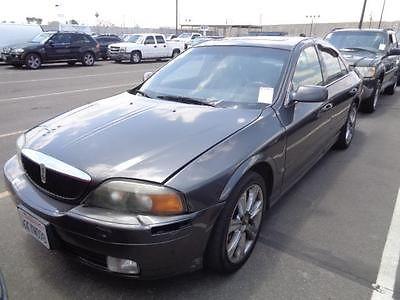 Lincoln : LS LSE Sedan 4-Door 2001 lincoln ls lse sedan 4 door 3.0 l