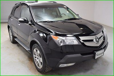 Acura : MDX 3.7L AWD SUV Sunroof DVD Leather heated seats FINANCING AVAILABLE!! 114k Miles Used 2009 Acura MDX 3.7L AWD SUV Bluetooth