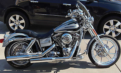 Harley-Davidson : Dyna 2007 hd cvo dyna screamin eagle very low miles and great shape
