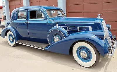 Other Makes : 1601 Luxury 1936 pierce arrow