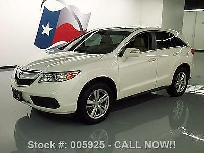 2013 acura rdx white cars for sale. Black Bedroom Furniture Sets. Home Design Ideas