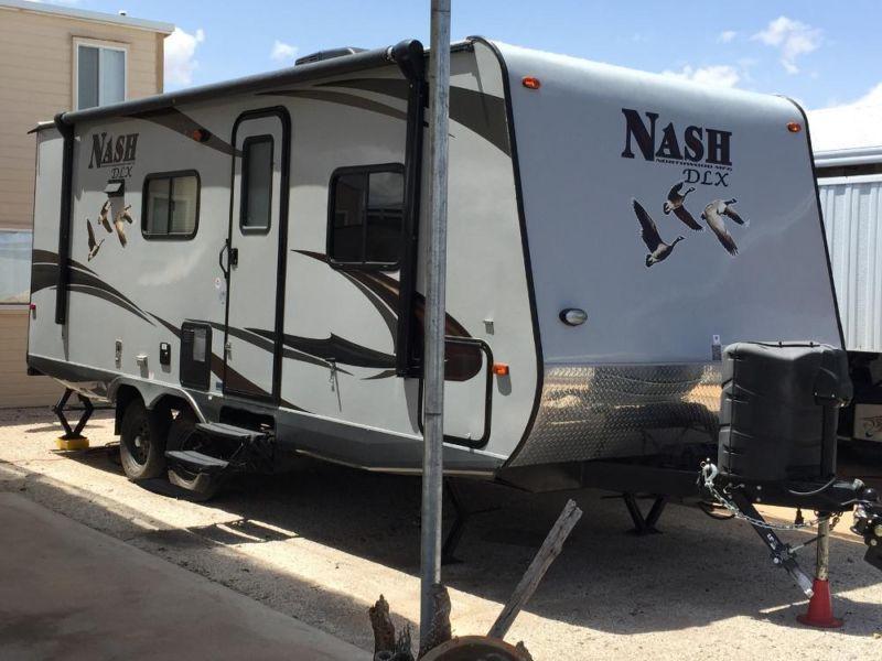 Nash DXL 23D Travel Trailer