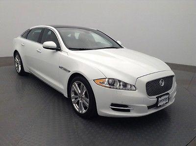 Jaguar : XJ XJL Portfolio 2013 xjl portfolio