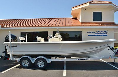 CLEARANCE SALE! Bulls Bay 2200 Bay Boat with MERC 150 HP 4-STROKE