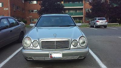 Mercedes-Benz : E-Class E 320 Mercedes e 320 wagon