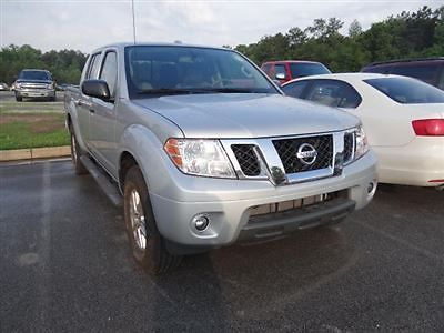 Nissan : Frontier 2WD Crew Cab SWB Automatic SV Nissan Frontier 2WD Crew Cab SWB Automatic SV Low Miles 4 dr Truck Automatic Gas