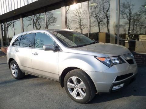 2011 ACURA MDX 4 DOOR SUV