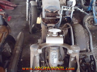 Other Makes : Zundapp 1957 zundapp 250 parts bike