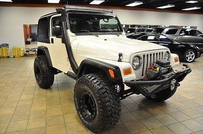 Jeep : Wrangler SE 2Dr Hard Top 2006 se 2 dr hard top
