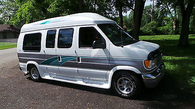 Ford E Series Van CONVERSION 1997 Hi Top Conversion 37433 Miles