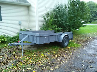 Durable, handy, well built trailer wagon