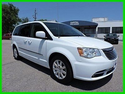 Chrysler : Town & Country Touring 2014 touring used 3.6 l v 6 24 v automatic fwd minivan van