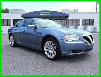 Chrysler : 300 Series C Sedan 4-Door 2011 used 5.7 l v 8 16 v automatic rwd sedan