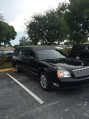 Cadillac : DeVille Hearse 2005 cadillac s s hearse