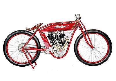Indian 1919 inidan board track factory racer