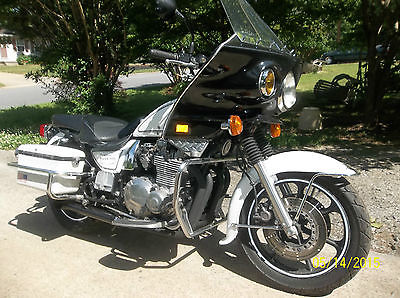 1997 Kawasaki Kz1000 Police Motorcycles for sale