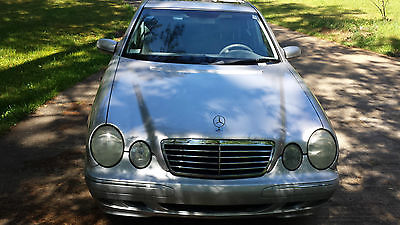 Mercedes-Benz : E-Class E320 VERY NICE 2002 MERCEDES BENZ E320