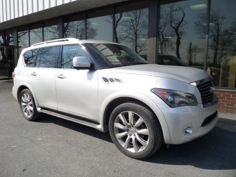 2011 INFINITI QX56 4 DOOR SUV