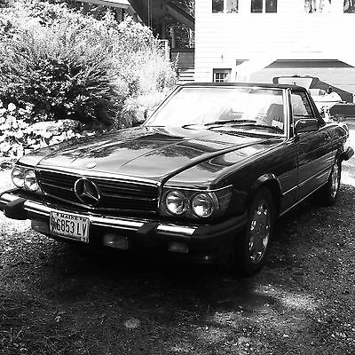Mercedes Benz 560 Sl Coupe Cars For Sale