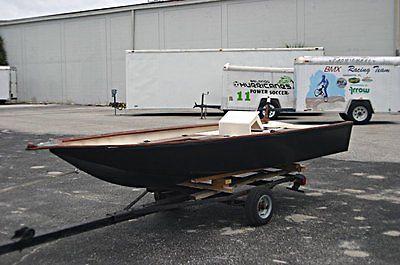 13' center console skiff/yacht tender