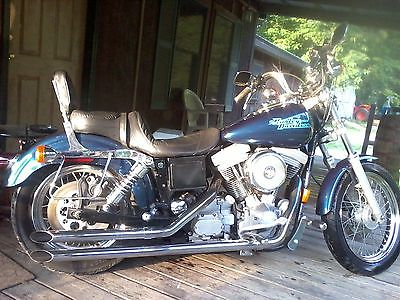 Harley-Davidson : Dyna 98 harley davidson