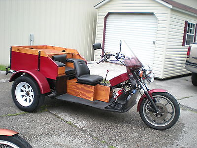 Custom Built Motorcycles : Other DON'T MISS THIS CUSTOM VW TRIKE, LED LIGHTS, L@@K!!
