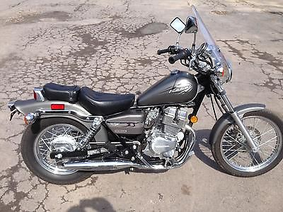 Honda : Rebel 2012 honda rebel 250 cruiser used grey