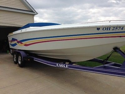 Baja Outlaw 24' 1995 with 454 Mag with Bravo One