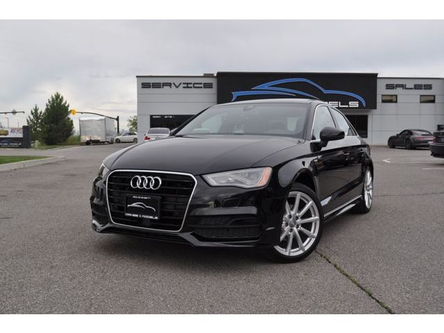 Audi : A3 TDI Prestige Sedan 4-Door 2015 audi a 3 great milage brand new condition