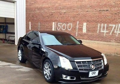 Cadillac : CTS CTS4 Fully Loaded, Black exterior/interior leather, AWD Direct injection,