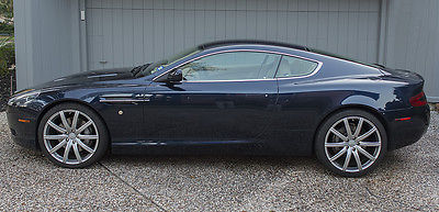 Aston Martin : DB9 Coupe 2005 aston martin db 9