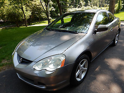 Acura : RSX Base Coupe 2-Door 2004 acura rsx 5 speed only 66 k miles