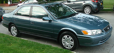 Toyota : Camry ESTATE SALE! 2000 toyota camry le 1 owner 63 k sunroof cd pwr seats all service records xlnt