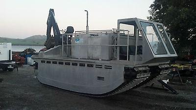 Amphibious Aluminum Carrier