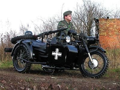 Other Makes original M -72 1956 EXCELLENT Restoratoion GERMAN style