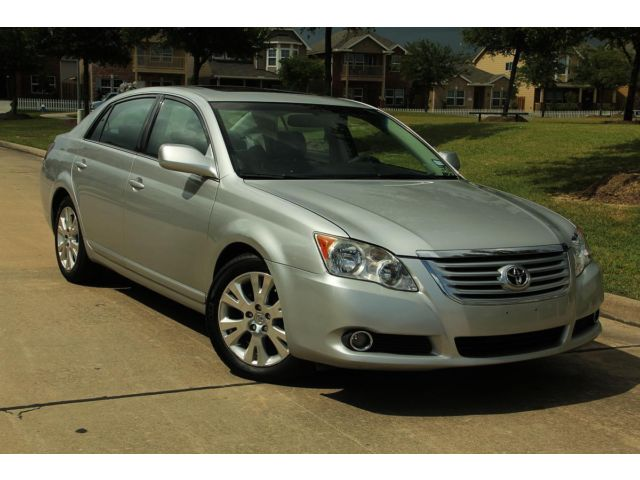 Toyota : Avalon 4dr Sdn Tour 2008 toyota avalon xls leather clean title rust free warranty