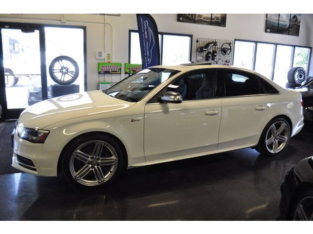 Audi : S4 4dr Sdn S Tr Well Maintained Excellent Condition Audi