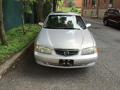 Mazda : 626 LX Sedan 4-Door 2001 mazda 626