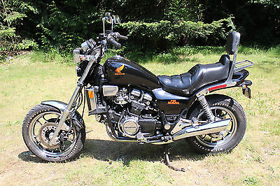 Honda : Magna 1985 honda v 65 magna exceptional showroom condition 19 k milage