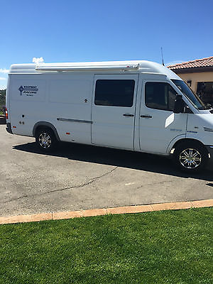 2006 Dodge Sprinter Lopes 55 Sportsmobile