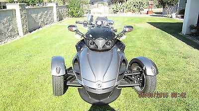 Can-Am : RS SE5 Can Am Spyder RS SE5  With Options