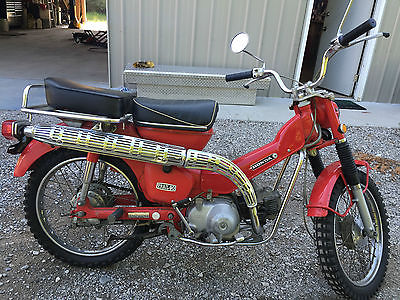 Honda : CT 1969 honda ct 90 all original beautiful motorcycle