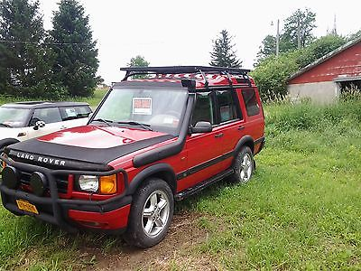 Land Rover : Discovery Safari Package 1999 land rover discovery series ii sport utility 4 door 4.0 l